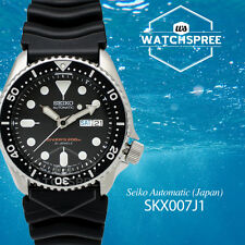 Seiko (Japan) Automatic Diver's Watch SKX007J1 AU FAST & FREE