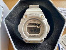 Baby G Sports Watch - White - Used