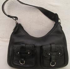 -AUTHENTIQUE sac à main  RENOUARD France  cuir  TBEG vintage bag