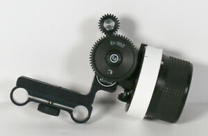 Chrosziel Follow Focus 206-40S with lever - hdSLR film & DSLR video