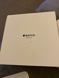 Apple Watch Series 3 Box And Instructions Box's Only