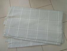 Laura Ashley Corby Check Silver/Grey Fabric 5.5 Metres