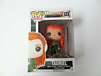 Funko POP The Hobbit Tauriel Figure #123 NEW DAMAGED BOX Lord of the Rings