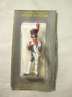 Starlux  Tambour   n°50 Soldat Plomb Atlas collection Napoléon