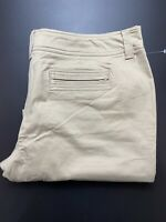 Thomas Cook Womens Pants Size 18 Light Weight Stretch Cotton BootCut Brand New