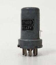 6sj7y vt116b 1 piezas probado tubo Tube rar azul 46