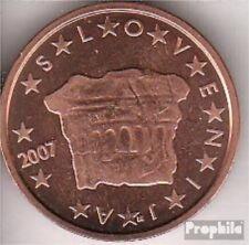 Slovenië SLO 2 2007 Stgl./ongecirculeerd 2007 Kursmünze 2 Cent