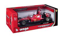 Ferrari SF70H S.Vettel 2017 1/18 18-16805 BBURAGO