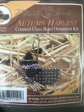 Mill Hill Beaded Cross Stitch Kits Autumn Harvest MHAH1 Witch