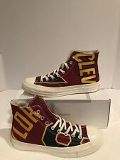 Converse Chuck Taylor 70 Cleveland Cavaliers Gameday Size M 12 W 14 in Hand #213