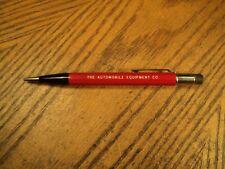 Vintage Autopoint Mechanical Pencil Advertising  The Automobile Equipment Co