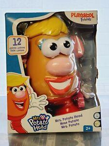 Playskool Friends Classic Mrs Potato Head  *BRAND NEW*