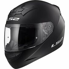 Ls2 Casco Integrale Ff352 Rookie Solid (nero Opaco) 53/54