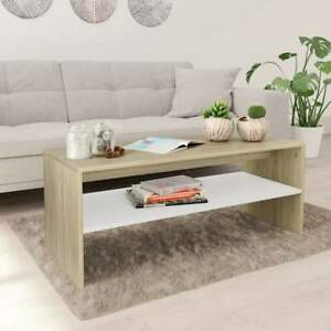 Coffee Table Chipboard Couch End Side Accent Tea Table Multi Colors