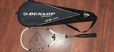DUNLOP ICE Pro Squash Racquet unused with case free shipping