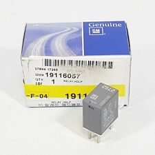 Genuine 19116057 ACDelco High Power 4 Terminal Multi-Use Relay For GM
