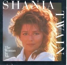 SHANIA TWAIN - THE WOMAN IN ME - 12 TRACK MUSIC CD W/LYRICS - LIKE NEW - E1048