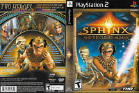 Sphinx and the Cursed Mummy (Sony PlayStation 2, 2003) THQ