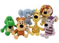 "10"" RAA RAA THE NOISY LION AND FRIENDS PLUSH SOFT CUDDLY TOY TEDDY BEAR BNWT"