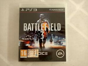 BATTLEFIELD 3 - SONY PS3 PLAY STATION 3 BOXED