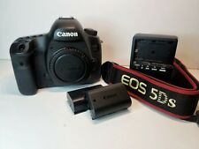 Canon EOS 5DS R 50.6MP Digital SLR Camera [ Body Only ] - Free Shipping!