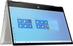 """HP Pavilion x360 2-in-1 14"""" Touch-Screen Laptop Intel i3-1115G4 8GB 128GB SSD"""