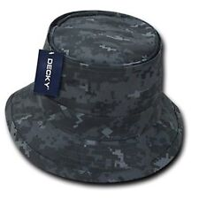 4c31e55c4d9 Bucket Cap Army Military Camo Hat Paisley Hunting Fishing Caps Unisex Plain  Hats