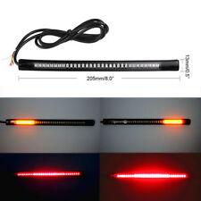 48 LED Strip Brake Turn Signal Tail Light For Suzuki GSXR 600 750 1100 Boulevard