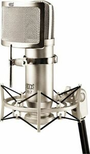 MXL V87 Low Noise Recording Studio Condenser Microphone Pop Filter Shock Mount