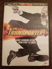 The Transporter Special Edition DVD Movie