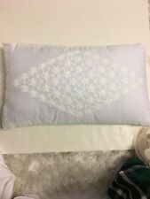 Pier One Imports White Decorative Pillow