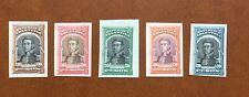 Argentina 1910 #175 Revolutionary San Martin Imperf Color Proof MH No Gum Rare