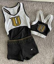 Cheerleading practice wear