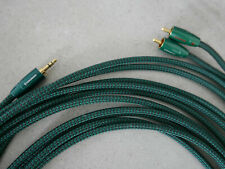 Audioquest Evergreen 3.5mm - 2 x RCA cable - 8 m - mini jack <-> 2x Cinch