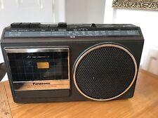 Panasonic Radio cassette enregistreur modèle RX-1210