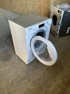 Candy CBWD 8514D-80 White Built-in Condenser Washer dryer, 8kg/5kg ..NEW