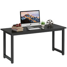55'' Heavy Duty Computer Desk Home Office Writing Table Workstation Furniture US