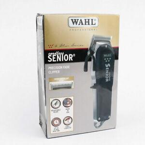 Wahl Professional 5 Star Series SENIOR Cordless Clipper Model 8504 - New