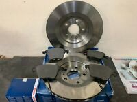 AUDI A6 Quattro 2004-2012 Rear Brake Disc And Pads *BRAND NEW OEM BOSCH*