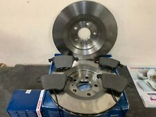 AUDI A6 Quattro Allroad 2004-2012 Rear Brake Disc And Pads *BRAND NEW OEM BOSCH*