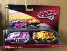 DISNEY CARS DIECAST - Cars 3 - Tailgate & Pushover - Combined Postage