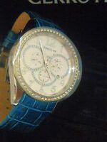 Cerruti 1881 Chronograph Watch CT06952150: NOS