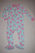 f0e5edad7d49 Carter s Fleece Green Sleepwear (Newborn - 5T) for Girls