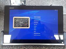 Sony Xperia Tablet Z SGP311 and Cradle Docking Station SGPDS5