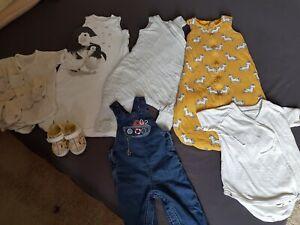 JOB LOT 6-12 Months Baby Sleeping Bags 2.5 Tog & Beaming Baby - SEE PHOTOS