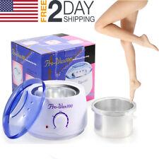 Hot Wax Warmer Heater Pot Machine Kit Salon Spa Body Hair Removal Depilatory US