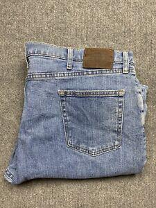 Wrangler Jeans Mens 42 Denim Tapered leg Relaxed Fit 42x30 42 x 30 Australia