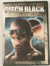 The Chronicles Of Riddick Pitch Black Dvd Brand New