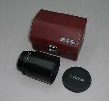 Tokina RMC 500 mm 1:1.8 Spiegelobjektiv für Canon FD Mirror Lens Spiegeltele