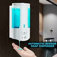450mL Wall Mounted Automatic Soap Dispenser Infrared Induction Smart Liquid Soap